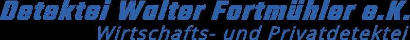 Logo der Wirtschafts- und Privatdetektei