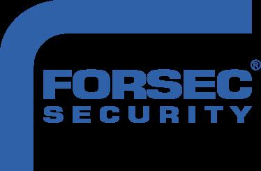 Logo des Sicherheitsunternehmens ForSec